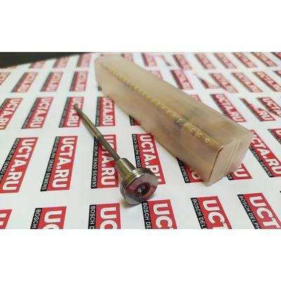 Оригинал фото  Клапан форсунки BOSCH F00RJ02506 (со штоком) - в магазине Уральский центр топливной аппаратуры
