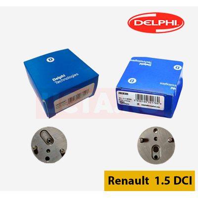 Оригинал фото  Клапан форсунки Delphi 1.5 dci (Duster,Megane) - в магазине Уральский центр топливной аппаратуры